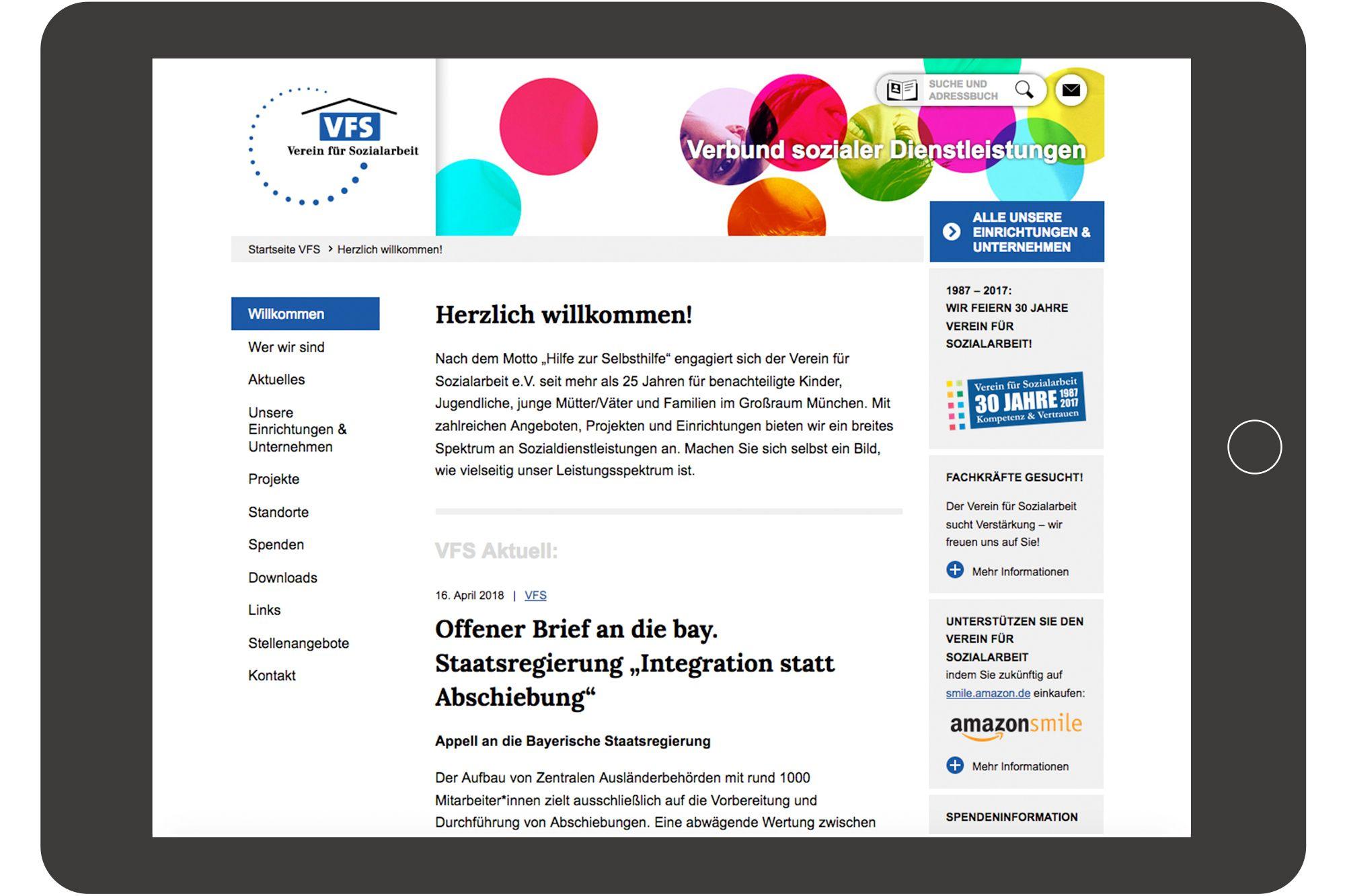 Vfs Website