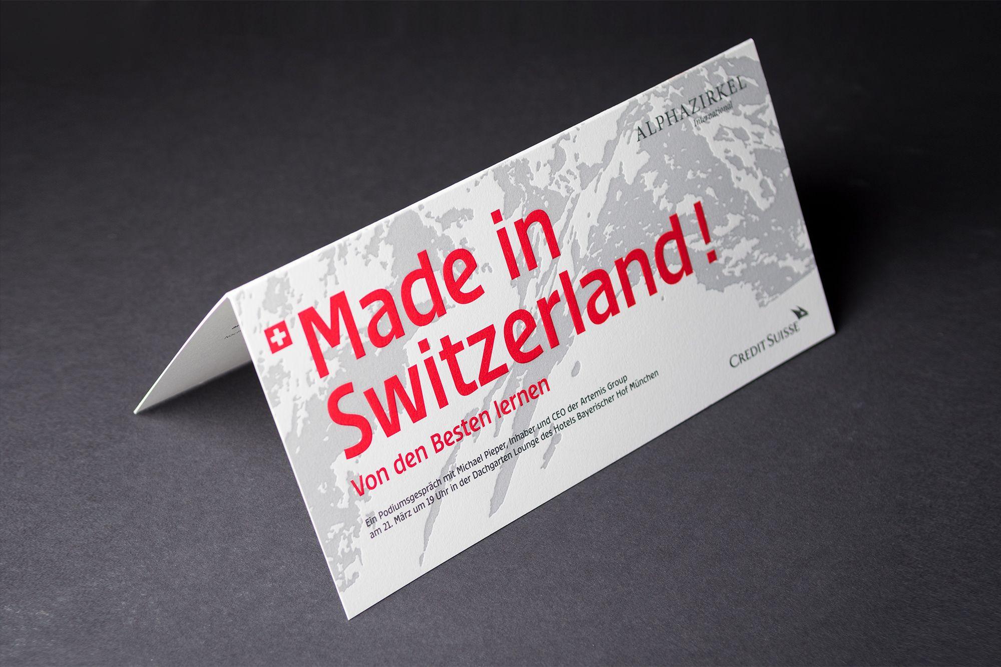 Az Schweiz